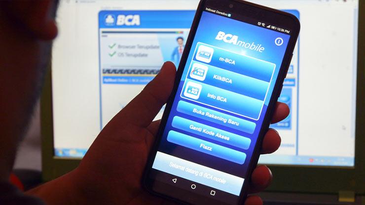 Aktivasi Akun BCA Mobile 1
