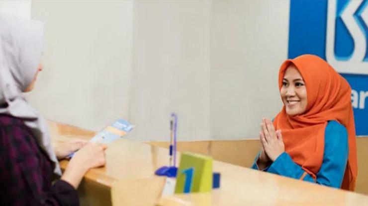 Aktivasi SMS Banking BRI Syariah