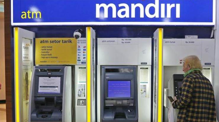 Daftar dan Aktivasi SMS Banking Mandiri