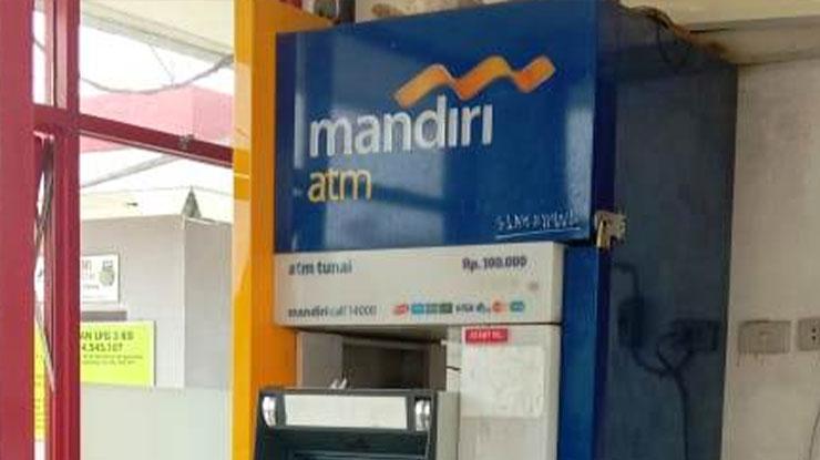 Datangi Gerai ATM Terdekat 1