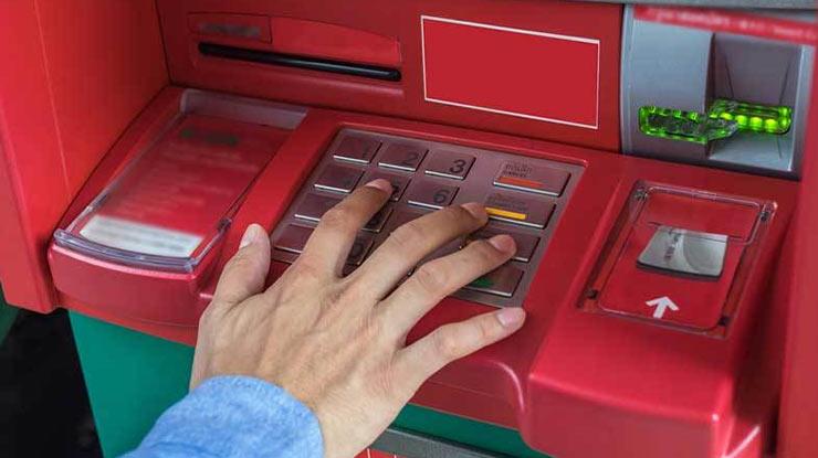 Masukan PIN ATM