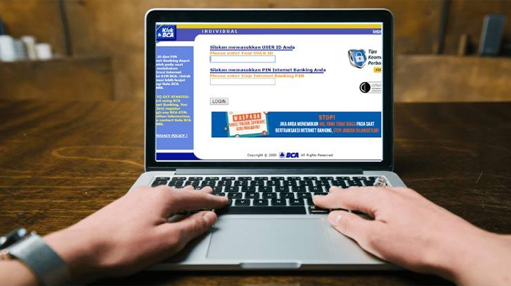 Tahapan Membeli token Listrik Lewat Internet Bangking BCA