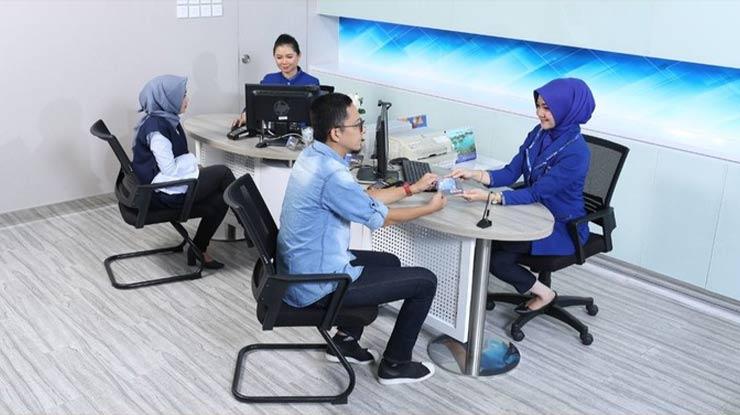 Prosedur Aktivasi Layanan SMS Banking di Kantor Cabang
