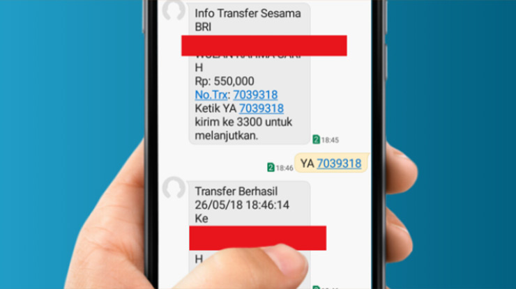 Transfer Sesama Bank