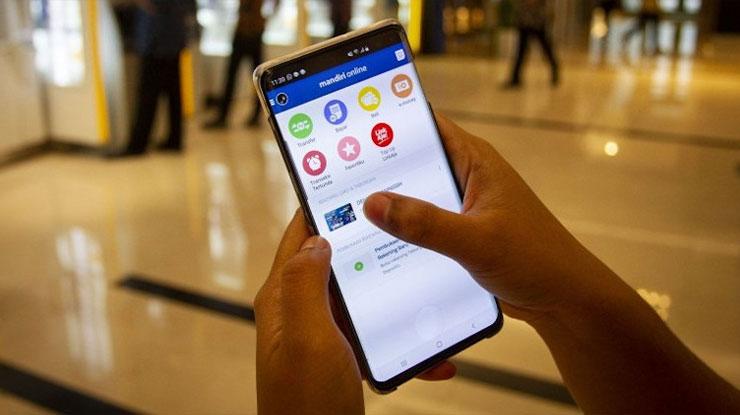 Unduh Aplikasi Mandiri Online
