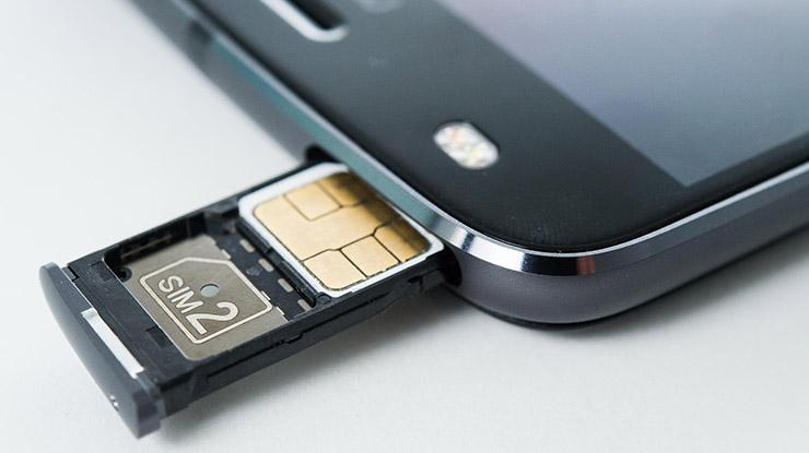 SIM Card Tidak Pada Slot SIM 1