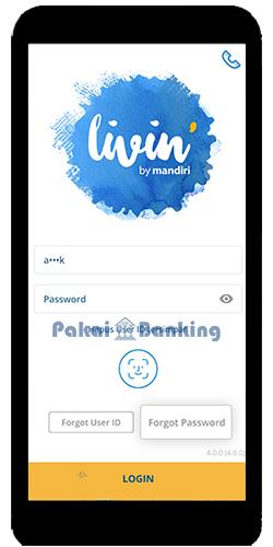Buka Aplikasi Mandiri Online