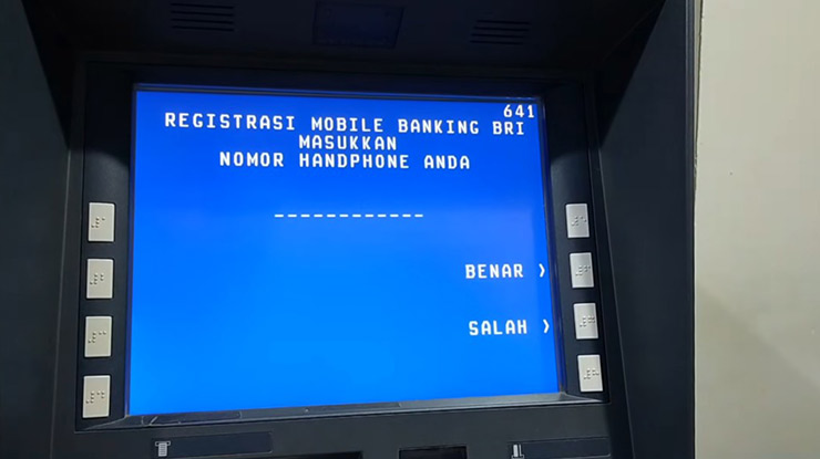 Masukan Nomor Handphone