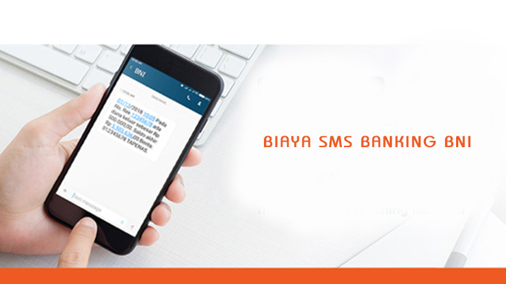Biaya SMS Banking BNI Terbaru