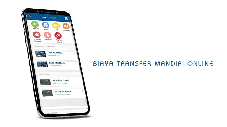 Biaya Transfer Mandiri Online