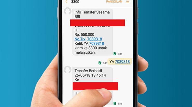 Cara Cek Mutasi SMS Banking BRI