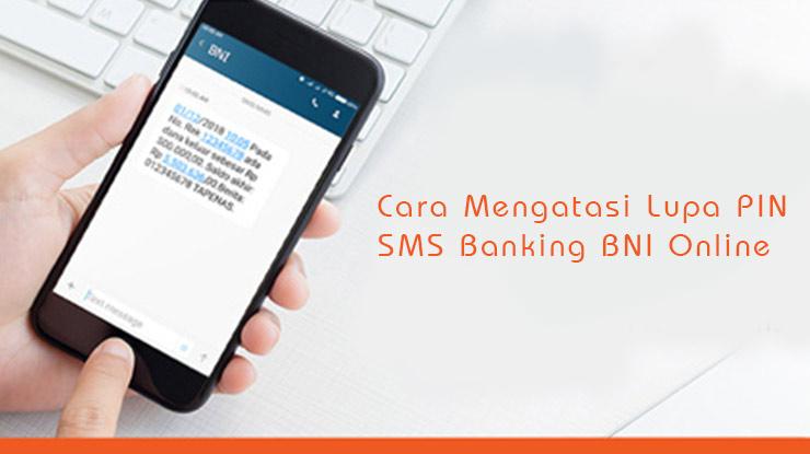 Cara Ganti PIN SMS Banking BNI Online