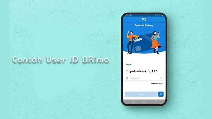 Contoh User ID BRImo