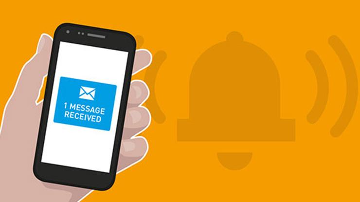 Notifikasi SMS Banking BRI Tidak Masuk